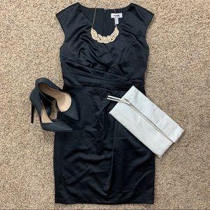 Lovely Black Cocktail Dress